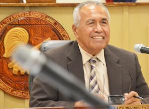 ASG Treasurer, Malemo Tausaga