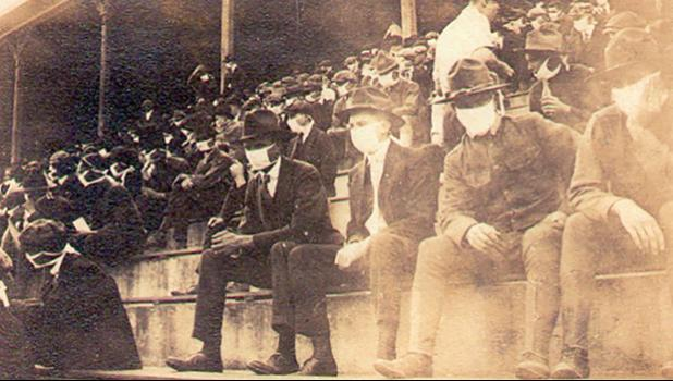 Georgia Tech home game during the 1918 college football season.