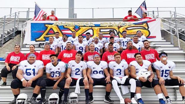 AYFS Matai's football team