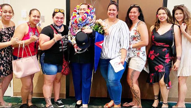 Fort Bliss, Texas graduation celebration