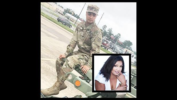 US Army PFC Auva'a of American Samoa is urging local leaders to fight for the right of transgender individuals, to serve in the US military. See FP story for full details. [photo: courtesy]