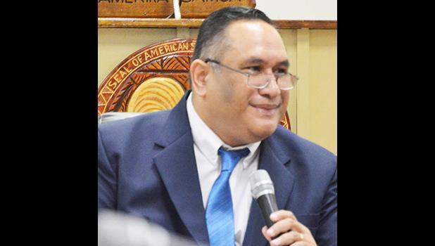 Attorney General Fainu'ulelei Falefatu Ala'ilima-Utu
