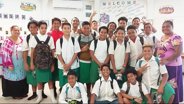 LBJ's Family Planning Outreach Program at Alofau