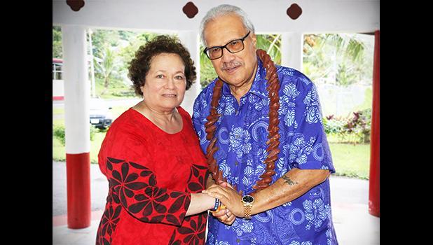 Amata and Mauga