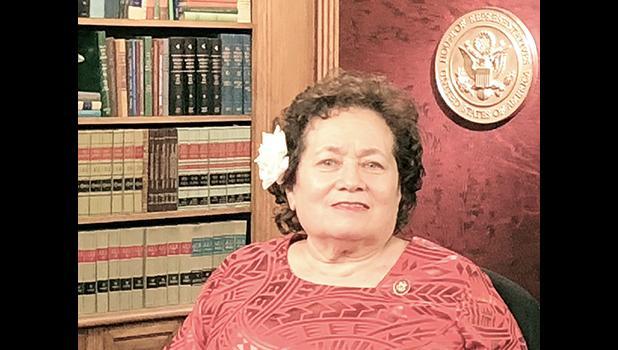 Congresswoman Amata