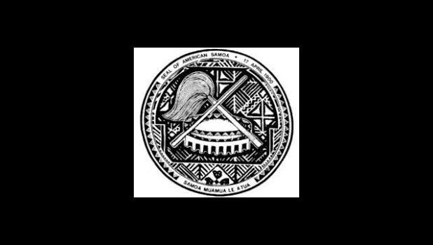 American Samoa Govvernment logo