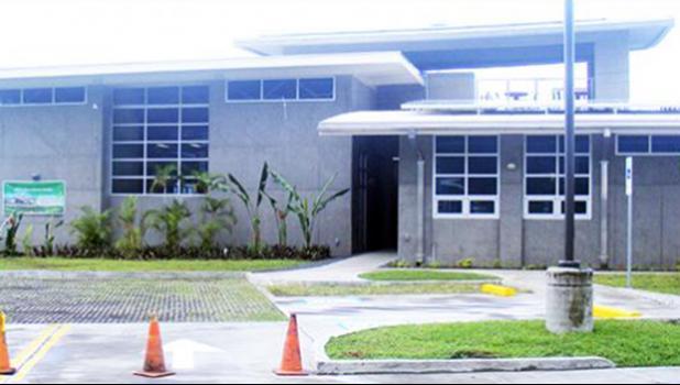 ASPA operations building