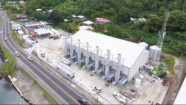 ASPA Satala power plant