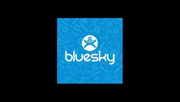 Bluesky logo
