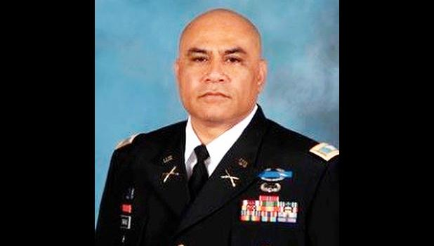 Col. Kenneth Tafao Jr