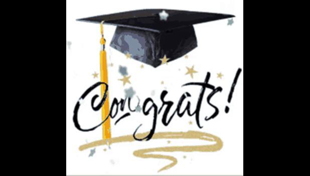 Congrats grads banner