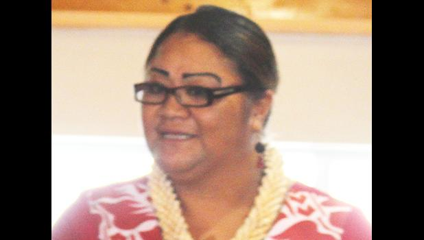 DHR director-nominee Lynn Pulou-Alaimalo