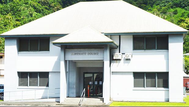 American Samoa DIistrict Court building
