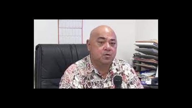 Education director Talauega Dr. Samasoni Asaeli