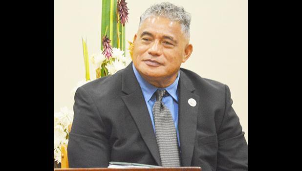 ASG Health director Motusa Tuileama Nua