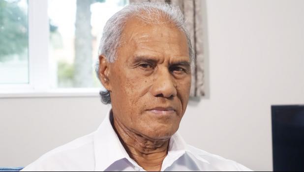 Tonga's Prime Minister 'Akilisi Pohiva [Photo: Alex Perrottet / RNZ]