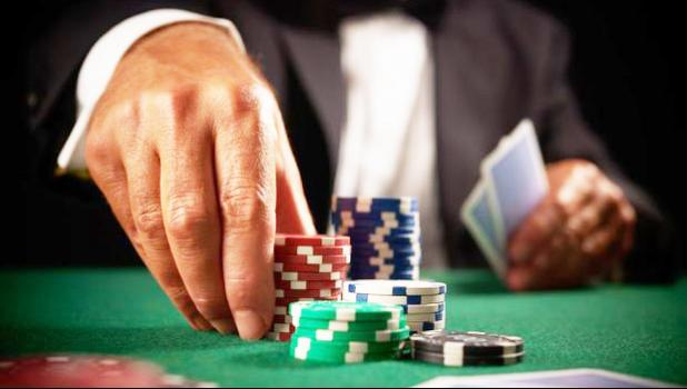 Casino gambling chips. [Photo: 123rf via RNZI]