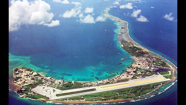 Reagan Test Site at Kwajalein Atoll