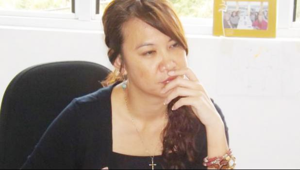 Former Director of the Public Prosecution office in Samoa, Mauga Precious Chang. [Photo: RNZI / Autagavaia Tipi Autagavaia]