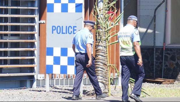 Samoan police headquarters in Apia [Photo: RNZI/Sally Round]