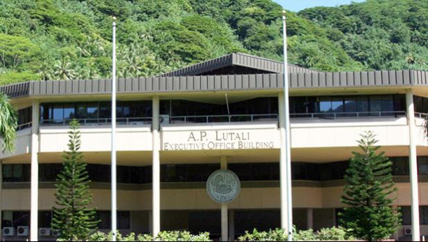 Photo of American Samoa Executive Office Building