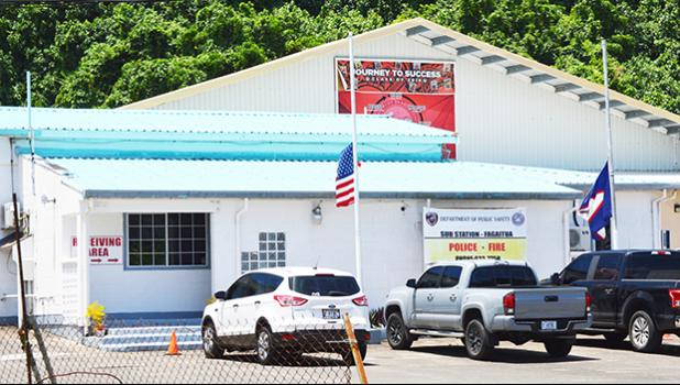 Fagaitua Police Substation