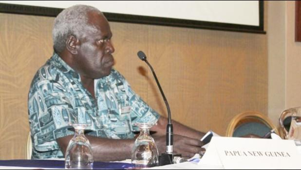 PNG's   Charles Punaha concerned about Facebook–Cambridge Analytica
