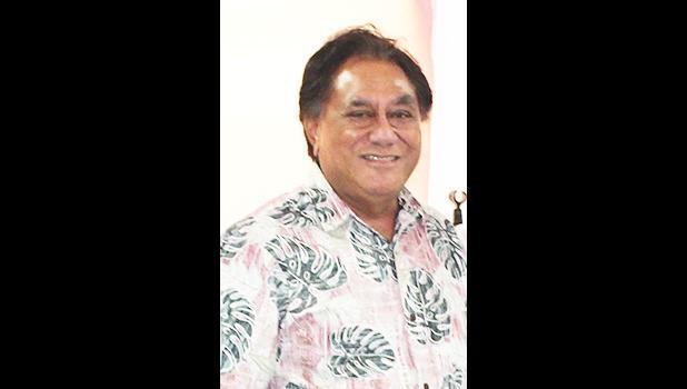 LBJ's Chief Executive Officer, Faumuina John Faumuina