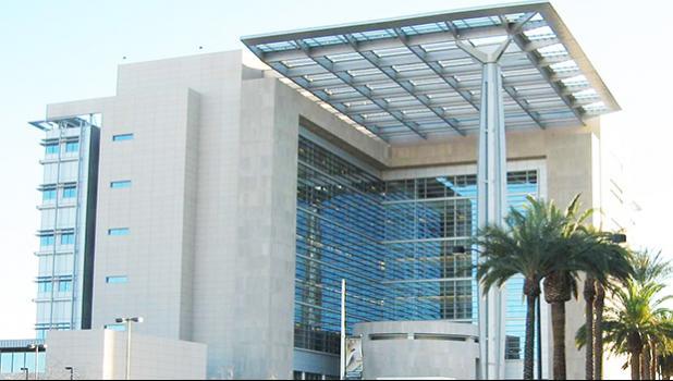Las Vegas federal court building