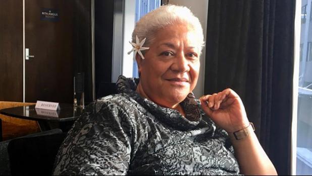 Samoa's Deputy Prime Minister, Fiame Naomi Mata'afa