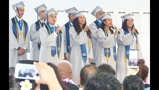 Manumalo Academy Class of 2019