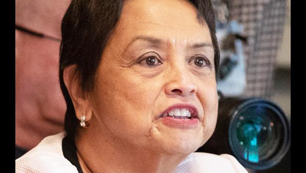 Guam Governor Lou Leon Guerrero