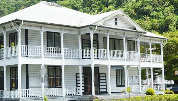 American Samoa High Court building
