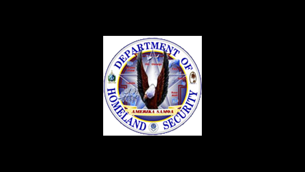 American Samoa Highland Security logo