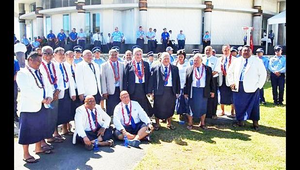HRPP elected Members of Parliament