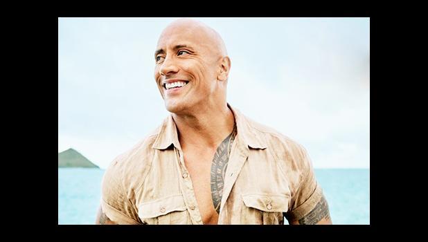 SOLID SAMOAN: Seiuli Dwayne 'The Rock' Johnson [Samoa Observer]