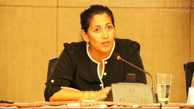 Justice Tafaoimalo Leilani Tuala Warren