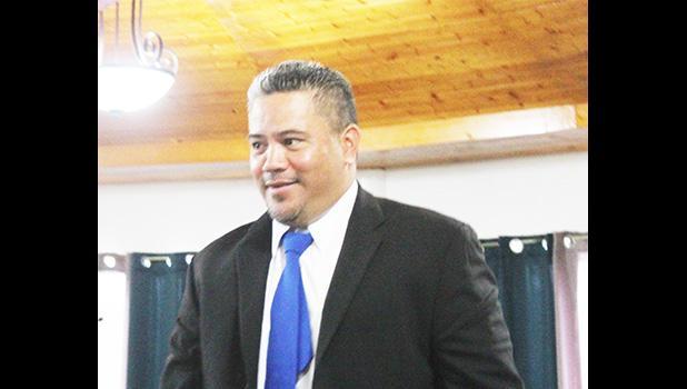 ARPA Oversight Office executive director, Keith Gebauer