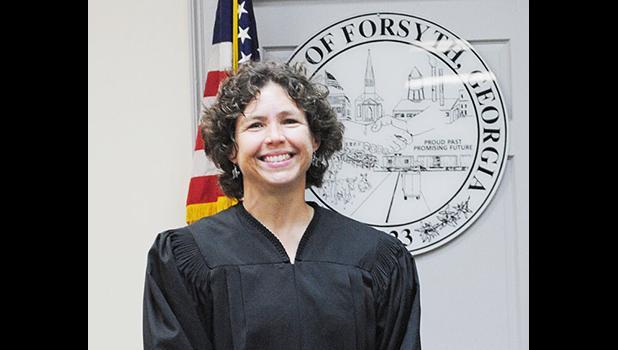 Former Municipal Court Judge Kristi Lovelace