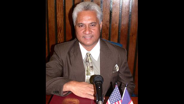 Rep. Larry Sanitoa