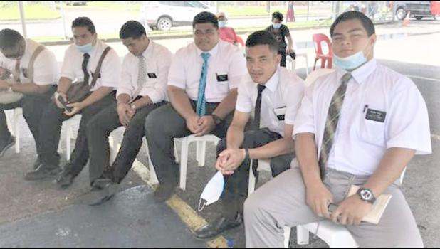 Latter-day Saints missionaries