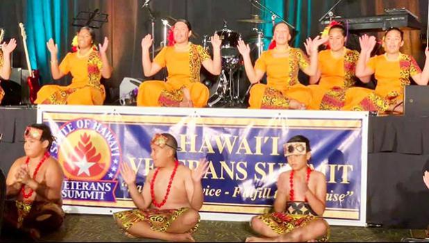 e Fetuao Samoan Language Center entertainers