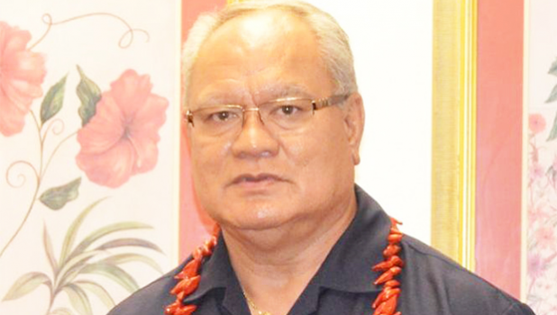 Police Commissioner Le'i Sonny Thompson