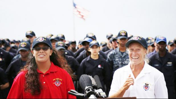 Two Hawaii women who say they were lost at sea never activated their emergency beacon, the US Coast Guard said, adding to a growing list of inconsistencies that cast doubt on this harrowing tale of survival. (AP Photo)