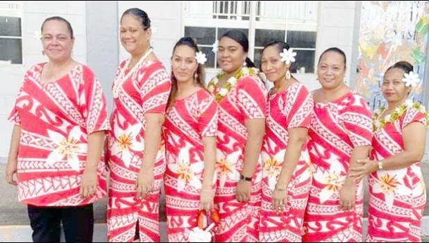 Kindergarten teachers of Manumalo Academy