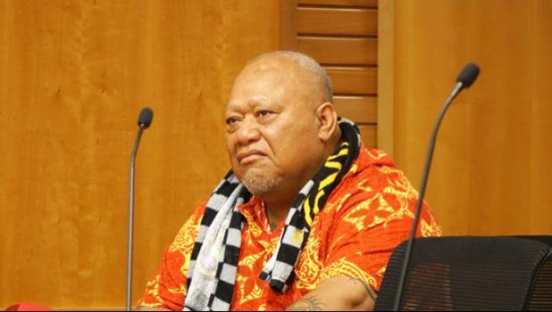 Samoan national Joseph Matamata,