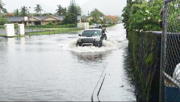 Fagaima flooding