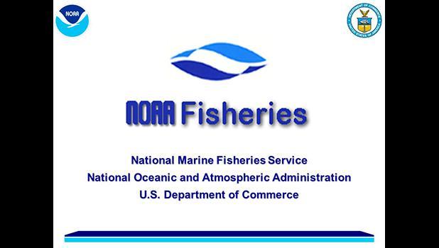 National Marine Fisheries Service (NMFS) logo