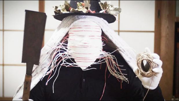 Image from Robert George's short-film I Am the Moment