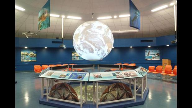 National Marine Sanctuary of American Samoa Ocean Center